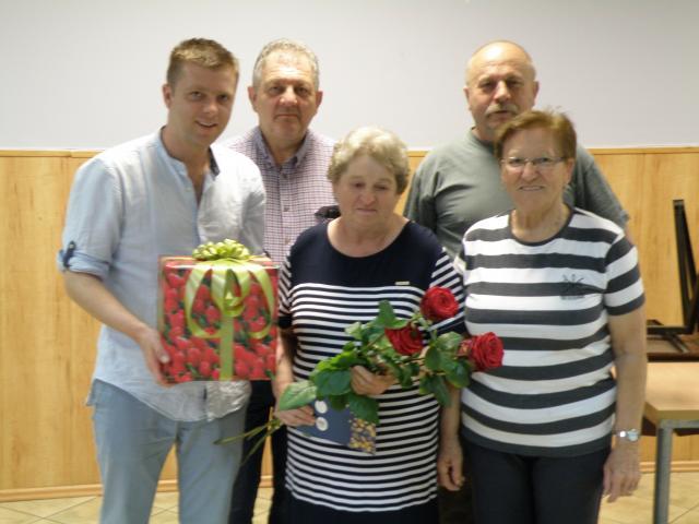 Podziękowanie za współpracę w Radzie Sołeckiej